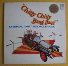 Chitty Chitty Bang Bang soundtrack Lp + booklet- Japan United Artists pressing