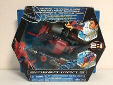 Spider-Man 3 Web Blaster - Electronic Web Spinning Blaster - BRAND NEW