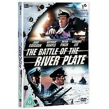 Battle of River Plate 1956 DVD Film Digitally Remastered Edition