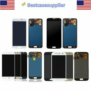 For Samsung Galaxy S7 / S6 / S5 LCD Display Touch Screen Digitizer Replacement