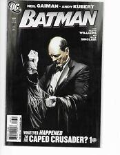Batman #686 (Apr 2009, Dc) Alex Ross Variant Alfred D, Dc Comics Neil Gaiman