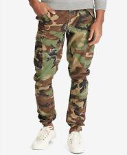 POLO RALPH LAUREN Slim Fit Camo Cargo Pants Men's Size 30 - NWT