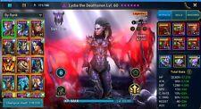Raid Shadow Legends Account + Clan