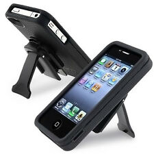 Body Glove Snap-on Cover Durable Hard Shell Case w/ Belt Clip for iPhone 4S/4