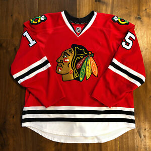Artem Anisimov NHL Game Worn Jersey Chicago Blackhawks 2015/16 Set 1