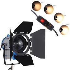 FS3050 300W / 500W film Fresnel projecteur éclairage tungstène vidéo gradateur