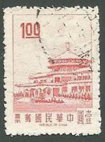 Republic of China Scott# 1541, Dr. Sun Yat-Sen Building, Yangmingshan, Used 1968