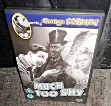 Much Too Shy (DVD, 1941) George Formby FAST & FREE