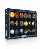 The Solar System Jigsaw- NYPC NASA Collection Puzzle 1000 Pieces