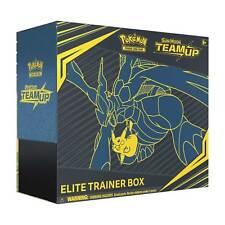 Pokemon Team Up Elite Trainer Box 8 Booster Packs Sun & Moon TCG Sealed PRESALE