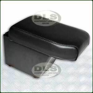 LAND ROVER FREELANDER 2 RHD w/o Armrests - Cubby Box Black to`12 (DA5102)