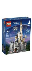 MINT Lego Walt Disney Resort Castle 71040 Sealed Shipper Box Mickey Minnie