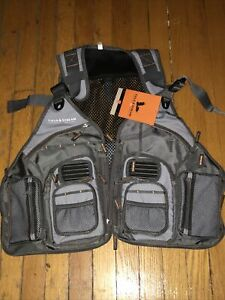 NWT Mens FIELD AND STREAM FISHING VEST SIZE XL