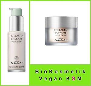 Collagen Set Collagen Supreme And Collagen Balsam From dr.eckstein biokosmetik
