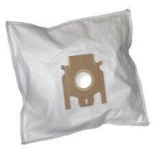 10 Sac d'aspirateur pour Miele COMPLET C1 rouge - étoffe Non-tissé - (600)