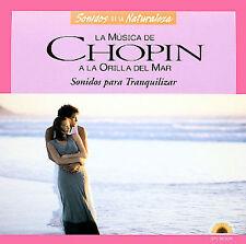 FREE US SHIP. on ANY 3+ CDs! NEW CD Chopin: Musica De Chopin a La Orilla Del Mar