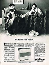 PUBLICITE   1969   AIR FLAM    chauffage mazout