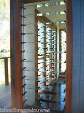 LOUVRES   WINDOWS  1420mm louvre frames