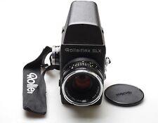 Rolleiflex SLX + Prism Finder + Rollei HFT Planar 80mm F2.8
