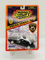 Road Champs 1996 Diecast Car 1:43 Police Series, WYOMING HIGHWAY PATROL