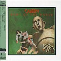 QUEEN-NEWS OF THE WORLD-JAPAN MINI LP PLATINUM SHM-CD Ltd/Ed