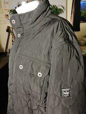 Firetrap Men's Size XL Black Puffer Jacket Coat , Very Warm