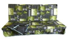 STILIAC cuscino dondolo Classic 3 posti con tettuccio, reversibile a due colori
