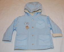 Marese Boys Reversible Hooded Jacket, Baby Boys Jacket