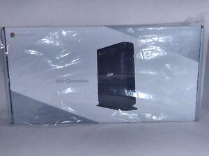 Acer Chromebox CXI Intel i3 8GB RAM 16GB Drive Desktop Keyboard Mouse NEW