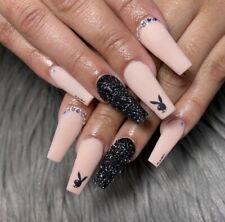 Playboy bunny Nail Stickers nail art designs