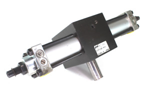 "PHD R11A 3 090-A-D-E Pneumatic Rotary Actuator Cylinder 1/2"" Bore"