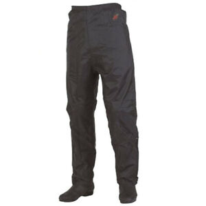SPADA 905 QUILT LINED motorcycle TROUSERS BLACK