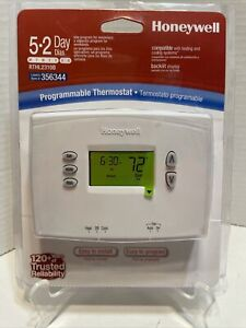 NEW Honeywell RTH2310B 5-2 Day Programmable Thermostat EASY TO INSTALL & PROGRAM