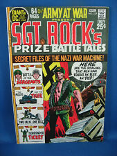 OUR ARMY AT WAR 229 VF NM SGT ROCK KUBERT 1971