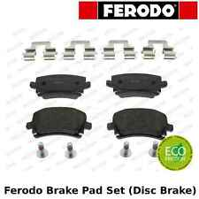 Ferodo Brake Pad Set (Disc Brake) - Rear - FDB1636 - OE Quality