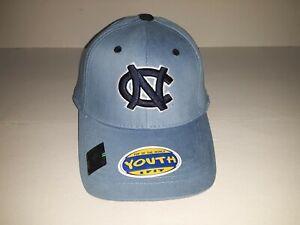 North Carolina Tar Heels 1 Fit Block NC Youth Hat