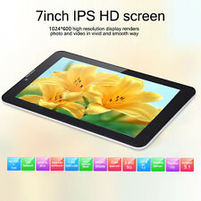 "7"" Tablet PC 8GB Dual WIFI Android 2.4/5.0GHz 2MP GPS Bluetooth OTGTablet PC ES"