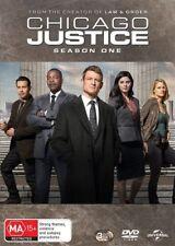 Chicago Justice : Season 1 (DVD, 2018, 3-Disc Set)