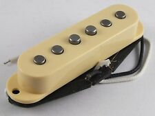 ARTEC Cream SINGLE COIL PICKUPS SSA12 Alnico V for Stratocaster style guitars