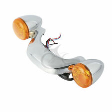 Rear Turn Signal Brake Light Bar For Harley Street Glide Road Glide 10-17