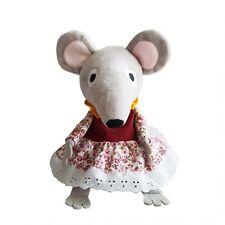 WARMIES Cozy Plush Soft mini Lizzie souris lavande parfumée à micro-ondes Jouet