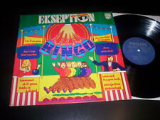 "Ekseption (New Formula) ""Bingo"" LP Philips ‎– 6423 074 A Italy 1974"