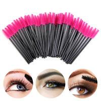 Disposable Colorful Eyelash Brush Comb Eye Lashes Beauty Applicator Makeup Tools