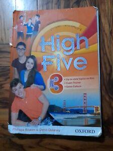 9780194665254 high five 3 di philippa bowen e denis delaney editore OXFORD