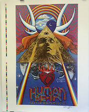 Human Be-In | 25th Anniv. | Art by Mouse - Orig. 2012 Printers Proof