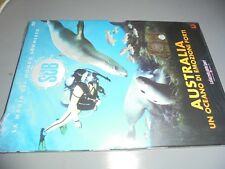 DVD N°9 SUB EL MAGIA DE MUNDO SUMERGIDO AUSTRALIA UN OCÉANO DE EMOCIONES FUERTE