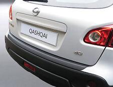 Voll Ladekantenschutz NISSAN QASHQAI Passgenau & Abkantung Stoßstangenschutz RGM