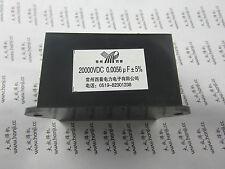 High Voltage Mica Capacitor 20000V 0.0056uF For LGK Plasma HF Discharge #J533 lx