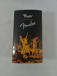 My Touch Limited Edition Fender Eric Clapton T-mobile Cell Phone Kit EUC