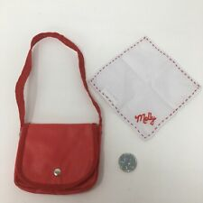 Molly's Meet Accessories Silver Penny Bag 1988 Pleasant Company American Girl